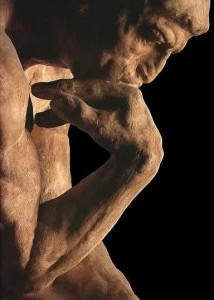 The Thinker 214x300 On Reason