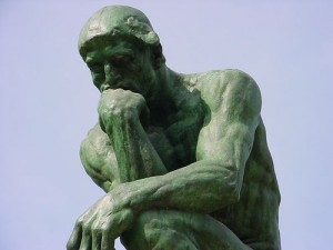 The Thinker 300x225 Common Wisdom versus Greatness in the American Election
