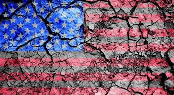 america crumbling The Main Source of the American Decline
