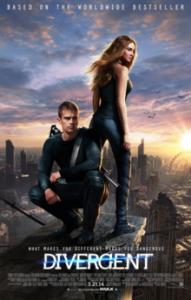 Divergent film poster 191x300 Symbolic Language