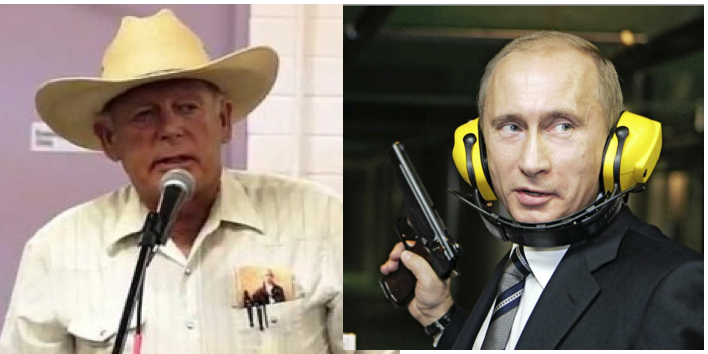 putin bundy How to Deal With the BLM (A Modest Proposal)