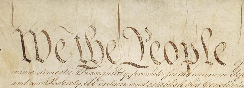 Constitution We the People 1024x371 Should We Have A Constitutional Convention or Not?